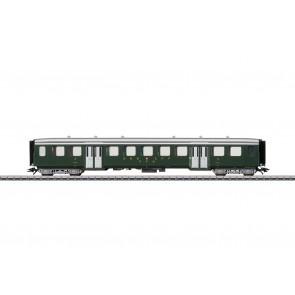Marklin 43372 - Leichtstahlwagen 2.Kl. B SBB