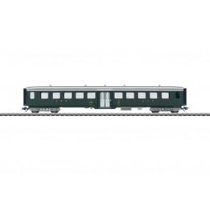 Marklin 43382 - Leichtstahlwagen 2.Kl. B SBB