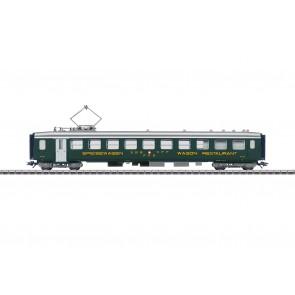 Marklin 43392 - Leichtstahl-Speisewagen WR SB