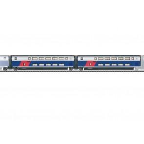 Marklin 43423 - Erg.wg.-Set 1 TGV Duplex