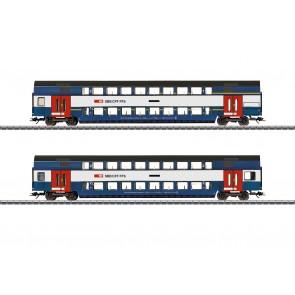 Marklin 43574 - Doppelstockwagen-Set S-Bahn Z