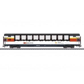 Marklin 43652 - Panoramawagen Apm SBB