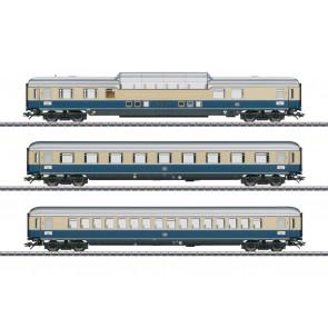 Marklin 43881 - Personenwagen-Set Rheinpfeil