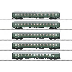 "Marklin 43935 - Sneltreinrijtuigset 1 ""D96 Isar-Rhone"" INSIDER"