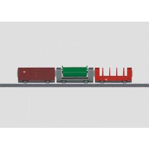 Marklin 44100 - Güterwagen-Set zu Güterzug