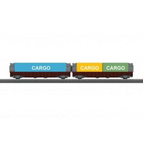 Marklin 44109 - Containerwagen-Set