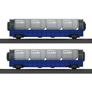 Marklin 44117 - Jettainer Wagen-Set