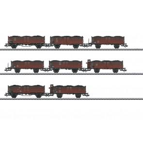 Marklin 46028 - Güterwagen-Set zur BR 45 DB