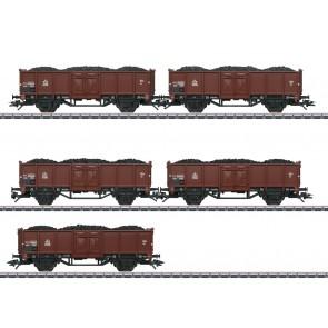 Marklin 46055 - Güterwagen-Set Gt.P DSB