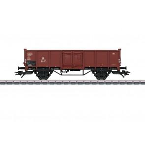 Marklin 46058 - Off. Hochbordwagen DB