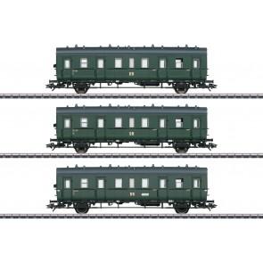 Marklin 46395 - Personenwagen-set DRDDR
