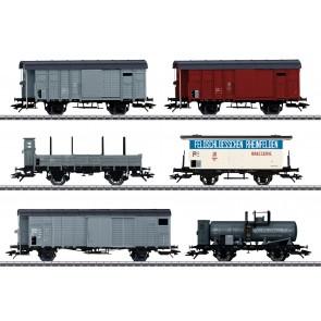 Marklin 46520 - Güterwagen-Set zu Köfferli SB