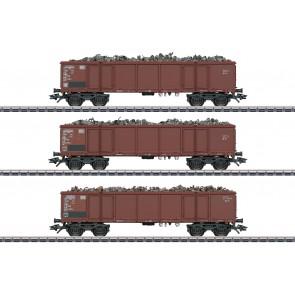 Marklin 46914 - Güterwagen-Set Eaos DB
