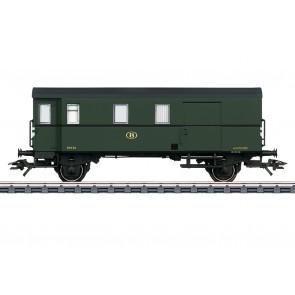 Marklin 46984 - Güterzug-Gepäckwagen SNCB
