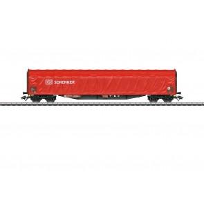 Marklin 47105 - Schiebeplanenwagen Rils DB Sc