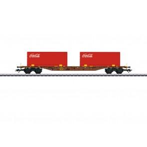 Marklin 47434 - Containertragwagen NO