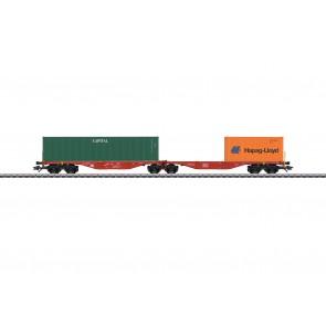 Marklin 47801 - Doppel-Tragwagen Railion