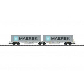 Marklin 47803 - Doppel-Tragwagen D-BTSK