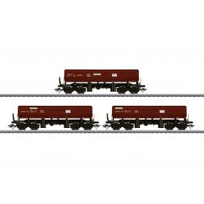 Marklin 48456 - Seitenkippwagen-Set NS