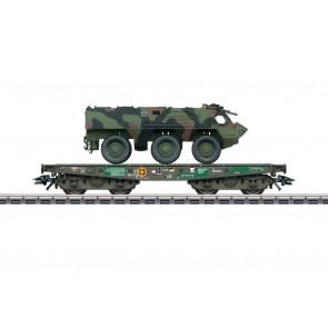 Marklin 48794 - Schwerlastwagen m.Fuchs BW