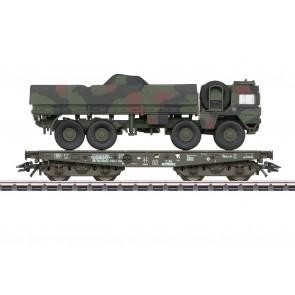 Marklin 48797 - Schwerlastwagen m.MAN 10 BW