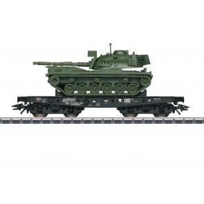 Marklin 48799 - Schwerlastwagen Rlmmp m.M48 D