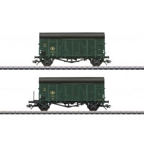 Marklin 48832 - Güterwagen-Set SNCB