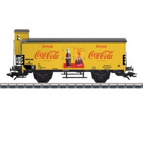 Marklin 48936 - Kühlwagen G10 Coca Cola NS