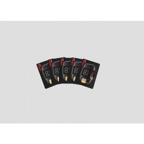 Marklin 60135 - Lokkarten-Set Inh.5 Karten