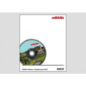 Marklin 60521 - Märklin-Softw.Gleisplanung 2D