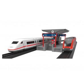 Marklin 72213 - Bahnsteig mit Lichtmy world
