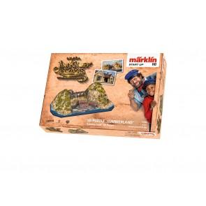 Marklin 72786 - 3D Puzzle Lummerland Jim Knop