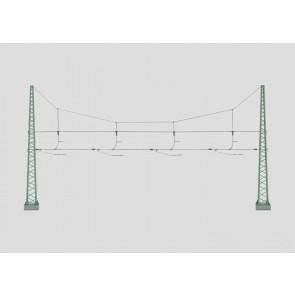 Marklin 74132 - Quertragwerk für 4 Gleise