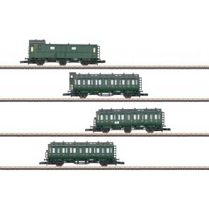 Marklin 87040 - Personenwagen-Set DB