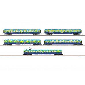 Marklin 87303 - Wagenset Touristikzug DB AG