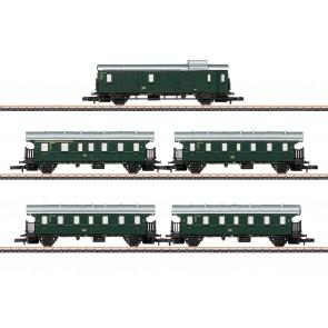 Marklin 87507 - Wagenset Höllentalbahn DB