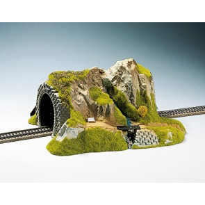 Noch 02200 - Tunnel 1-gleisig, gerade, 34 x 27 cm