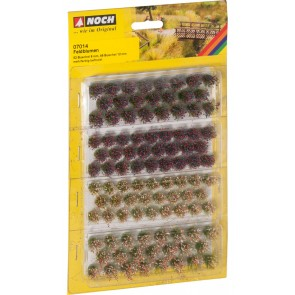 Noch 07014 - Grasbüschel »Wildblumen«