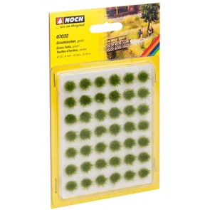 Noch 07032 - Grasbüschel, grün
