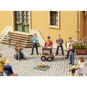 Noch 12905 - Straßenmusiker
