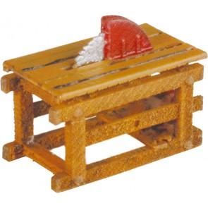 Noch 13726 - Holzspalter und Kreissäge