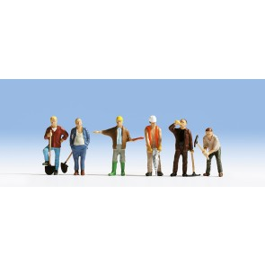 Noch 15110 - Bauarbeiter