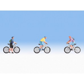 Noch 15899 - Mountainbiker