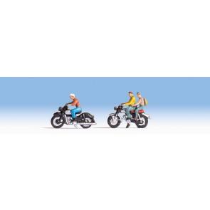 Noch 15904 - Motorradfahrer