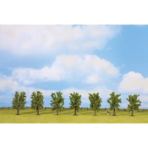 Noch 25088 - Laubbäume, 7 Stück, ca. 8 cm hoch_02