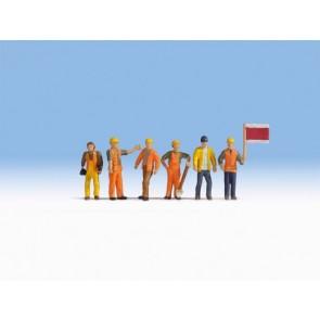 Noch 36277 - Gleisarbeiter