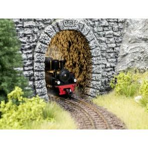 Noch 58033 - Tunnel-Fels-Innenwand, gebogen