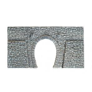 Noch 58247 - Tunnel-Portal, 1-gleisig, 23,5 x 13 cm