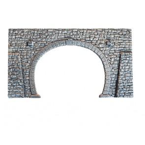 Noch 58248 - Tunnel-Portal, 2-gleisig, 23,5 x 13 cm_02