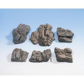 """Noch 58452 - Struktur-Felsstücke """"Sandstein"""""""